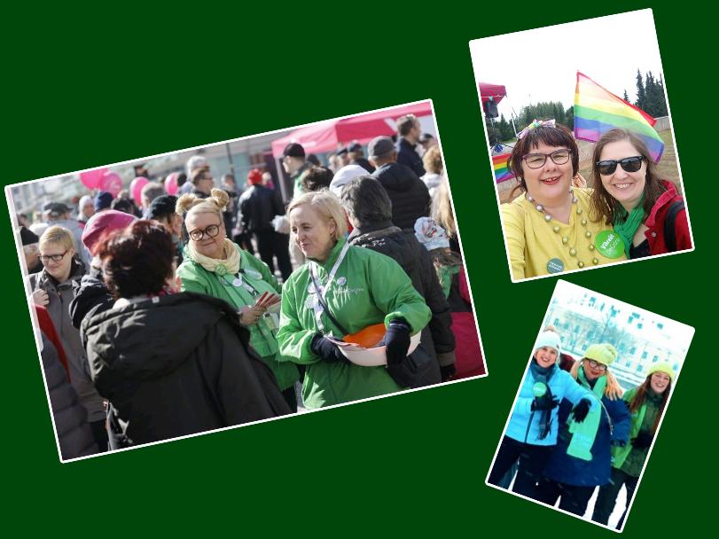 Vihreät Naiset